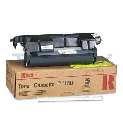 RICOH TYPE 150 TONER BLACK
